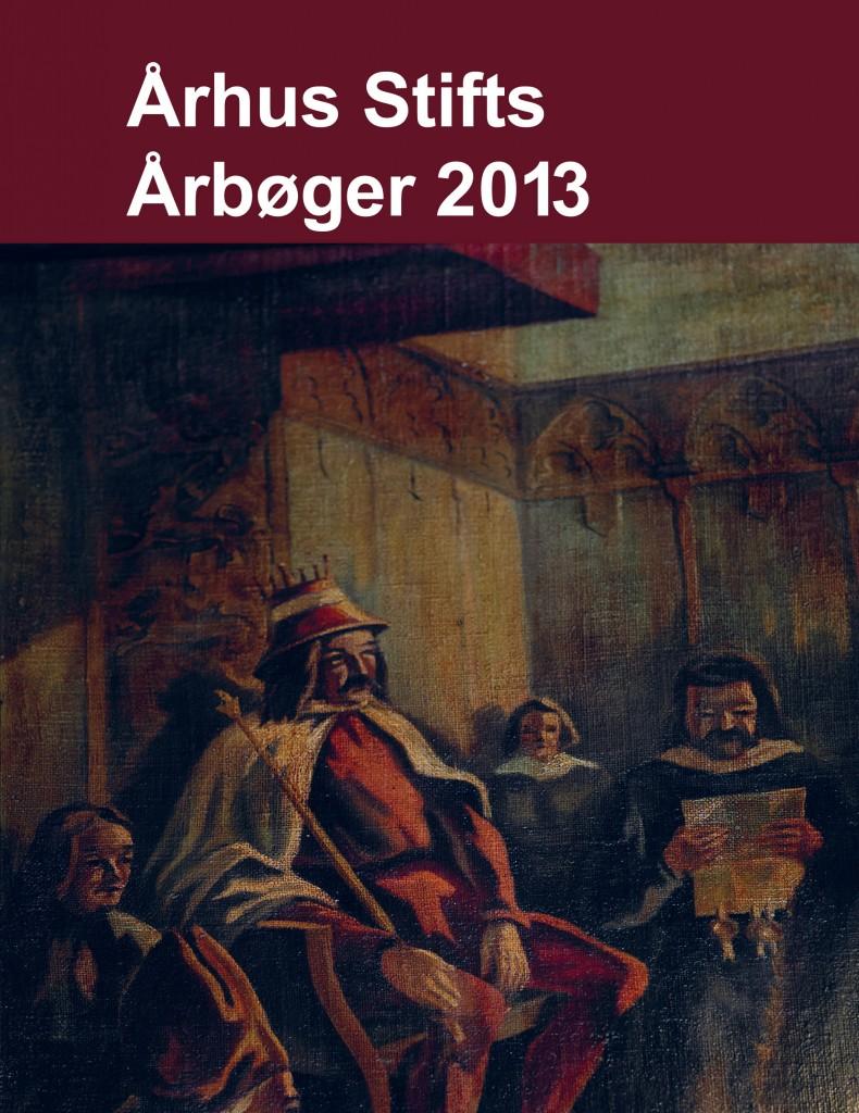 Århus Stifts Årbøger, 2013_Forside