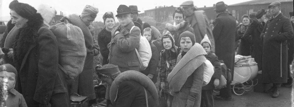 17/9-2019 De tyske flygtninge i Aarhus og Danmark 1945-49